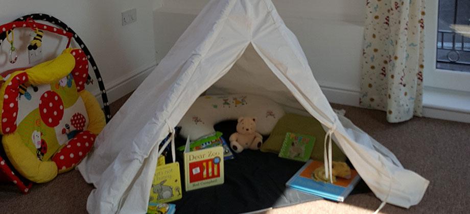 Baby Room Wigwam