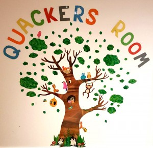 Quackers Room